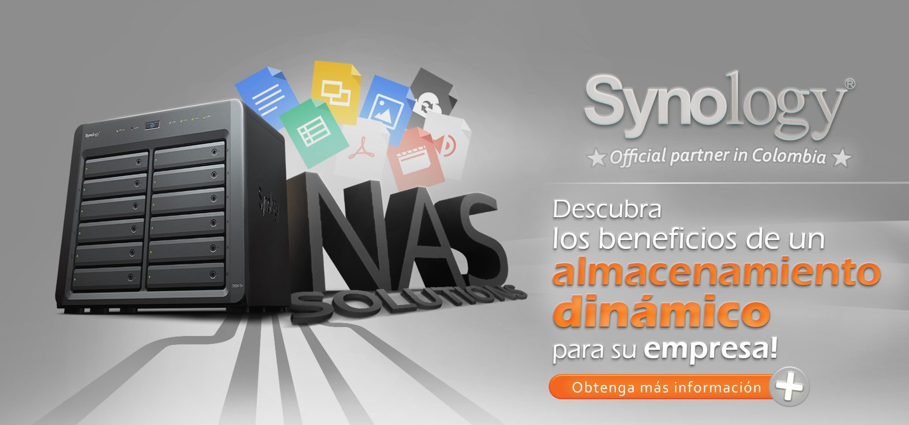 Distribuidor Synology Colombia